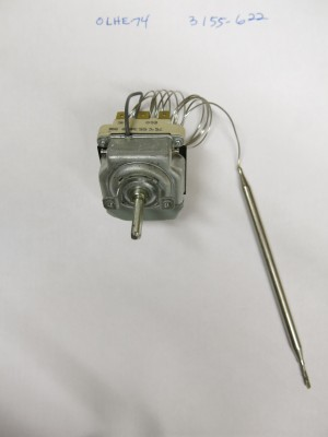 Thermostat OLHE-5 for NA and NB Sauna Heater Controls  (Photo maybe different from Actual Part)