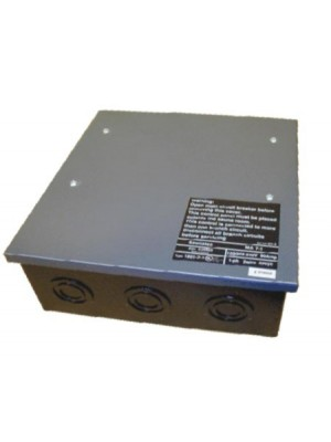 Commercial Contactor Box for 1 Phase LA Commercial Sauna Heaters