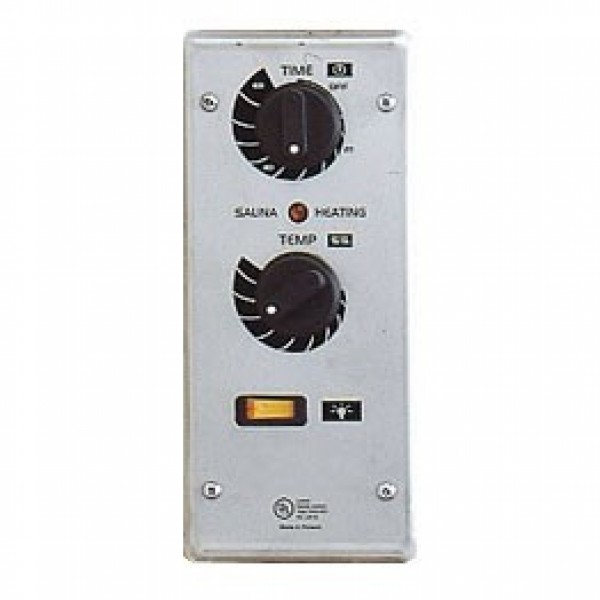 PSC-60 thermostat, light switch and indicator light. (Recommended for Commercial)