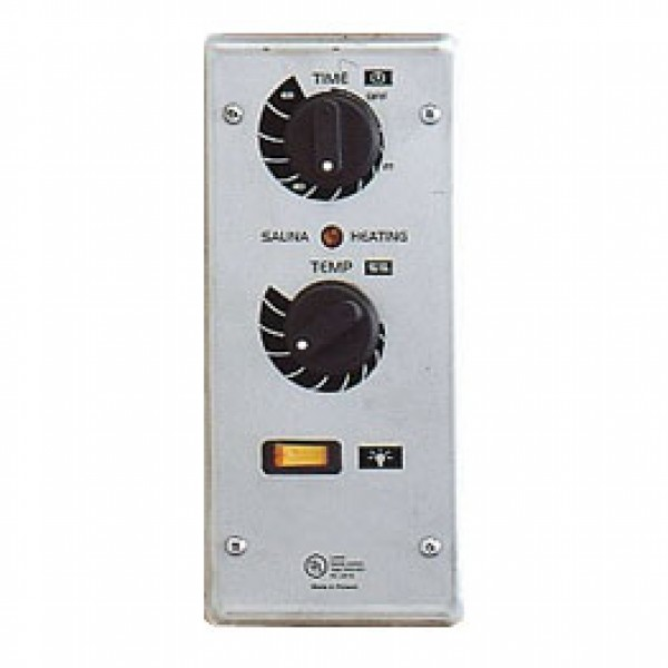 SC-60 thermostat, light switch and indicator light.