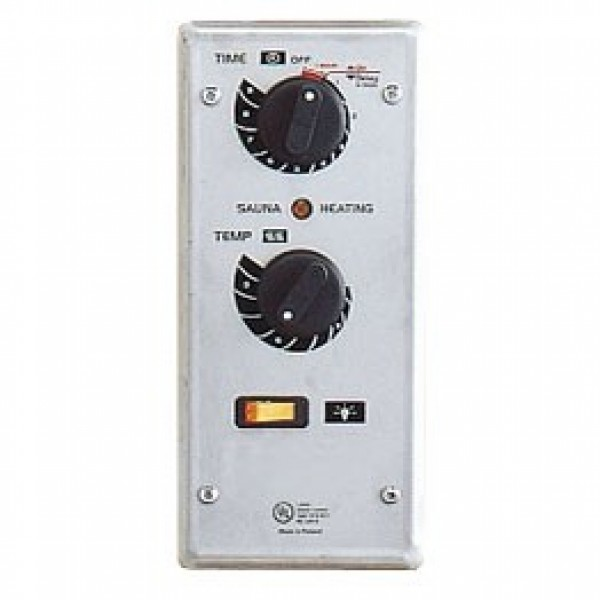 SC-9 (9 hour delay with 1 hour operating timer), thermostat, light switch and indicator light.  (Most Recommended)