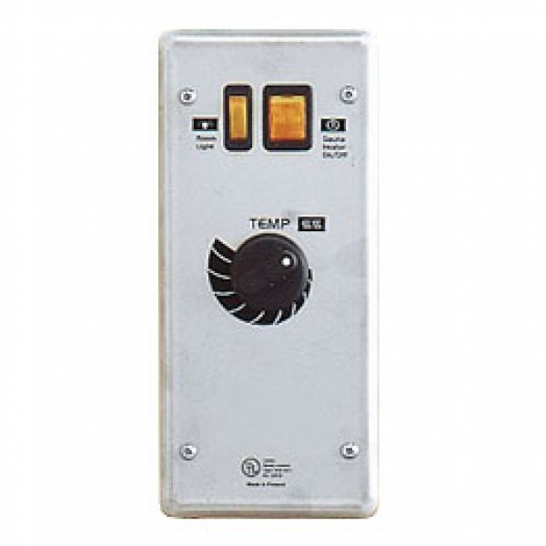 SC-Club On/Off switch, thermostat, light switch and indicator light.